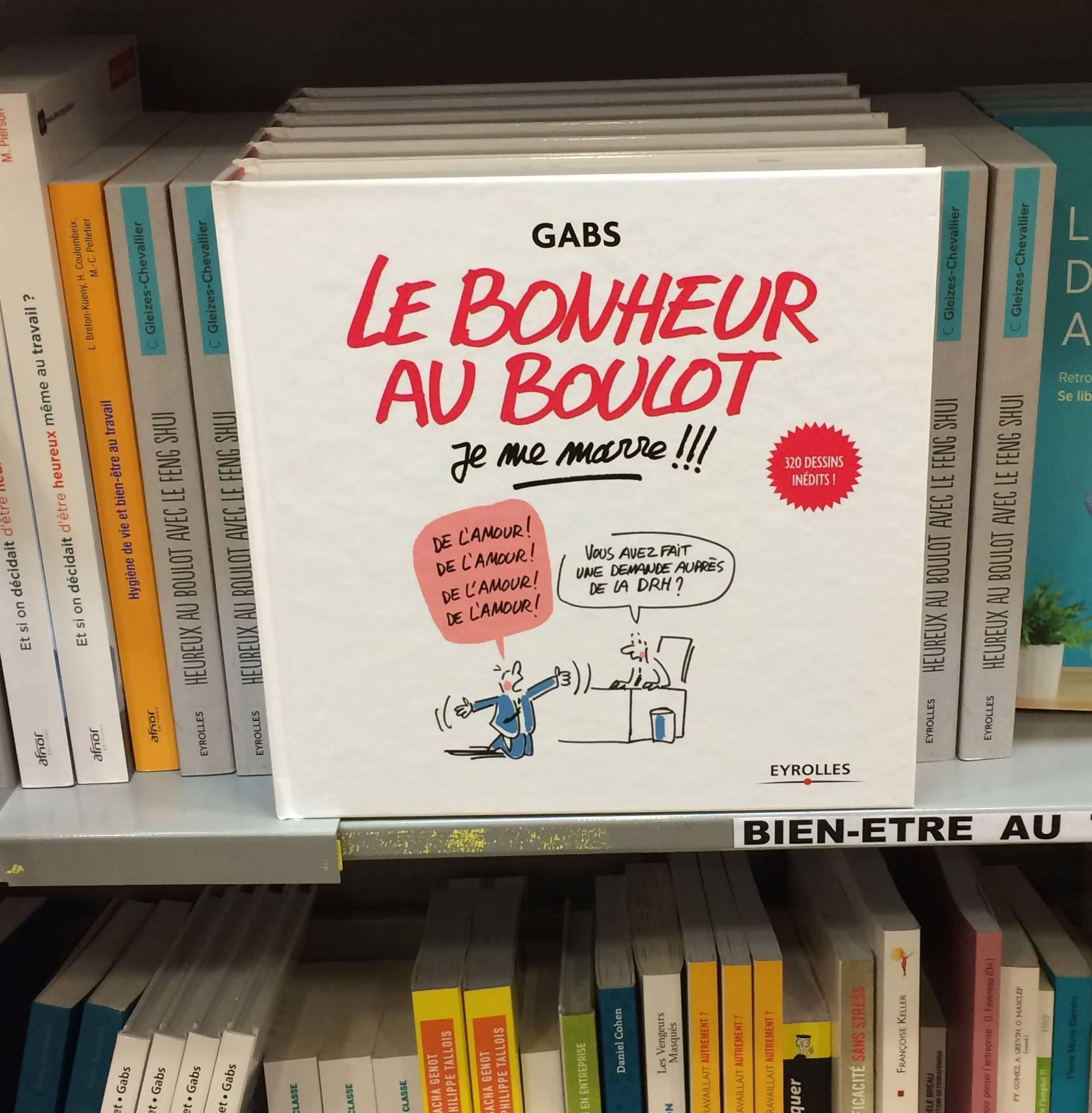 le livre en librairie
